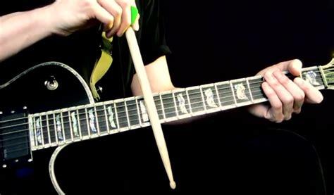 cara main gitar papinka masih mencintainya 5 teknik suara gitar aneh dan ajaib musisi org