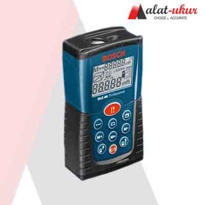 Pengukur Jarak Laser Bosch Dle 40 alat digital laser distance meter bosch dle40