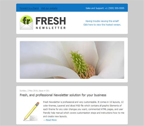 Best Html Email Newsletter Templates Web Graphic Design Bashooka Email Graphic Template