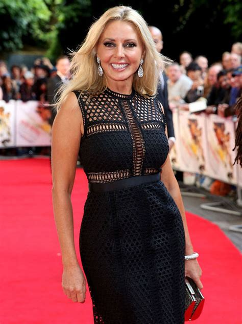 carol vorderman recalls moment  dressed   tart