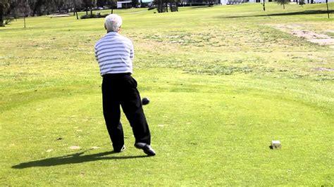 golf swing for older golfers old man golf swing youtube