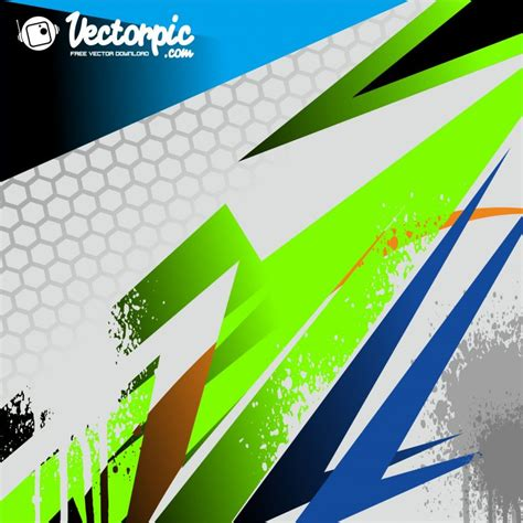 background nomor start racing stripe strike abstract background free vector