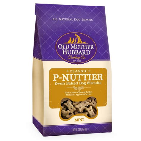 hubbard treats hubbard crunchy classic p nuttier mini biscuits petco