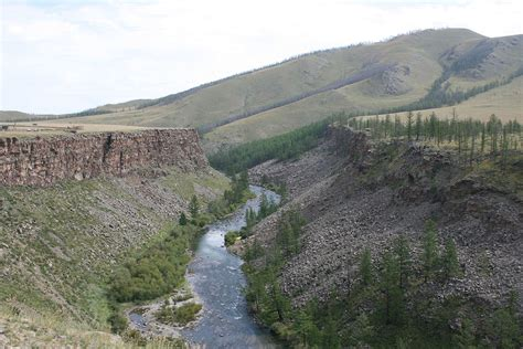 River Of list of rivers of mongolia