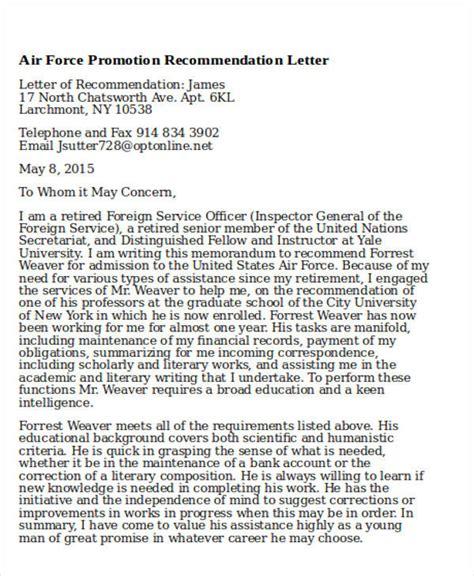 Service Promotion Letter Promotion Letter Sle Template 30 Appraisal Service Promotion Letter Letter Sle