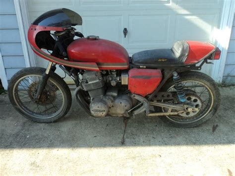 buy 1973 honda cb750 cafe racer on 2040motos