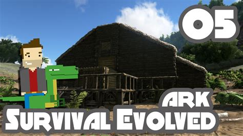 ark house design xbox one ark survival evolved ep 5 house design youtube