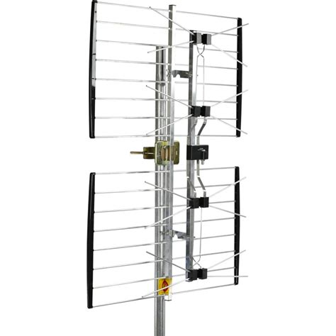 channel master ultratenna 60 mile range outdoor antenna cm 4221hd the home depot