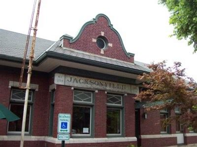 jacksonville illinois depot stations