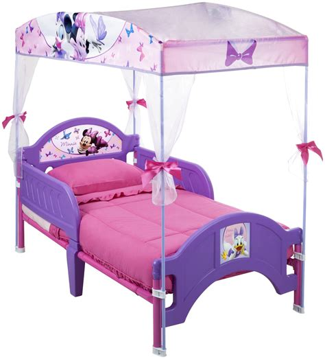 Toddler Bed Canopy Disney Minnie Mouse Canopy Toddler Bed Free Shipping