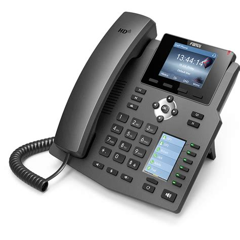 Fanvil X4 High End Enterprise Desktop Ip Phone Poe fanvil x4g from 163 79 00 internetvoipphone
