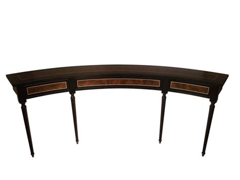 Curved Console Table Curved Sofa Table New Clive Christian Collection Tables Curved Sofa And Sofas
