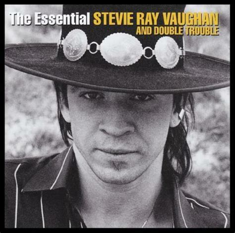 stevie ray vaughan  cd  essential blues guitar double trouble  ebay