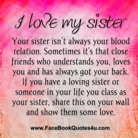 images of love you sister i love my sister quotes quotesgram