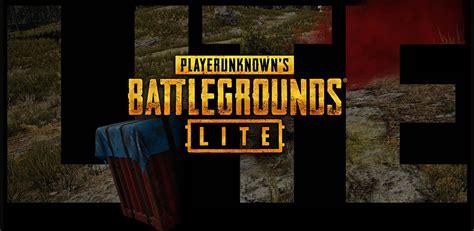 pubg lite playerunknown s battlegrounds lite pubg lite una