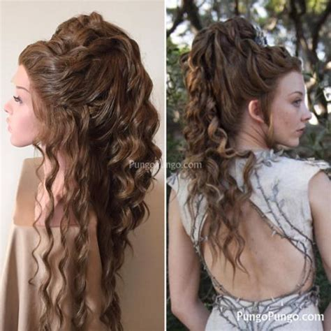 hairstyles wedding games pungopungo wigs games of thrones star wars and other