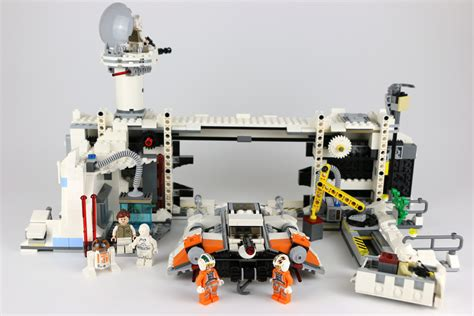 Lego 75098 Wars Assault On Hoth New Product eisig lego wars quot assault on hoth quot review 75098 zusammengebaut
