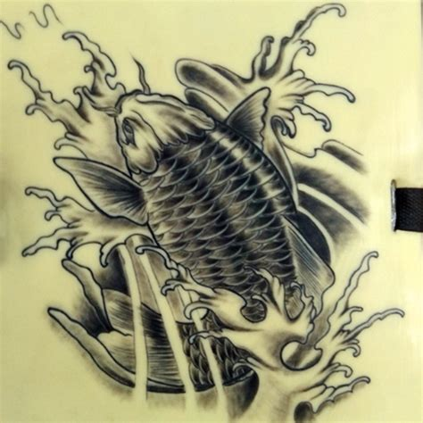 fake tattoo skin high quality silicone practice skin two side