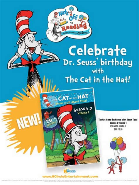 rosetta stone dr seuss celebrate dr seuss birthday with the cat in the hat