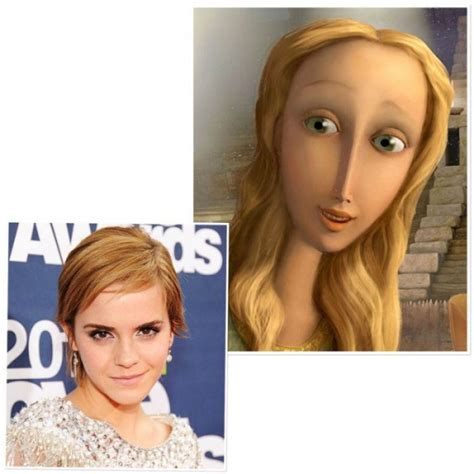 emma watson voice acting the surprising voices behind your favourite cartoon characters