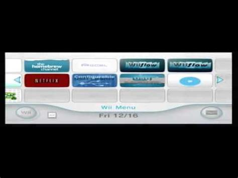 tutorial hack wii u full download how to hack any nintendo wii 4 3 homebrew