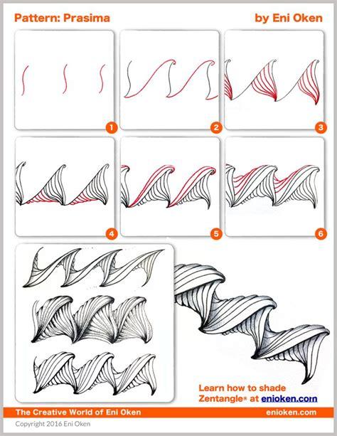zentangle pattern drawing as meditation best 25 tangle patterns ideas on pinterest zentangle