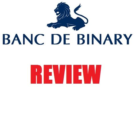 banc de binary reviews scams banc de binary review a broker or just another scam
