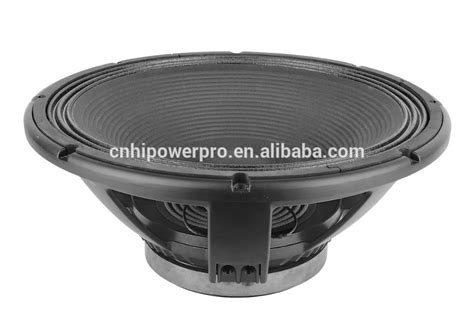 Speaker P Audio 18 Inch 18 inch dj speakers subwoofer l18 8635 professional audio subwoofer speaker box buy dj