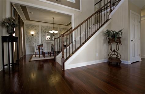 Flooring : Contemporary Brazilian Walnut Flooring Modern