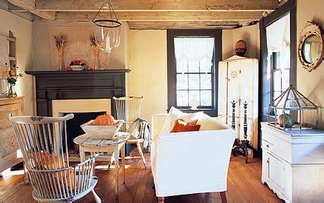 interiors   century maryland log house telegraph