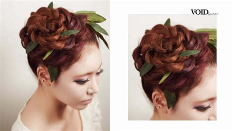Tomkat It Up South Style by Tutorial 여자 봄 컨셉 헤어 업스타일 올림머리 Woman S Hair Up