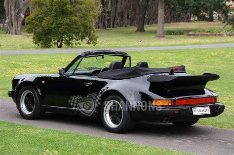 porsche 911 wide porsche 911 3 2 wide convertible auctions