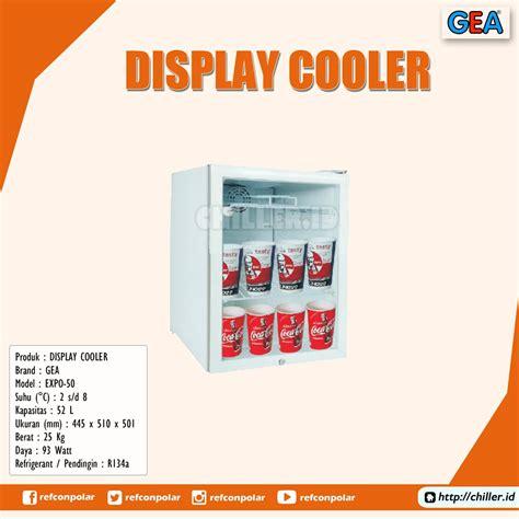Gea Expo 50 Display Cooler Expo50 cek harga jual expo 50 display cooler brand gea murah di