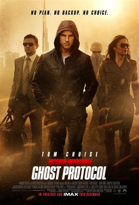 film tom cruise mission impossible 4 mission impossible 4 poster teaser trailer
