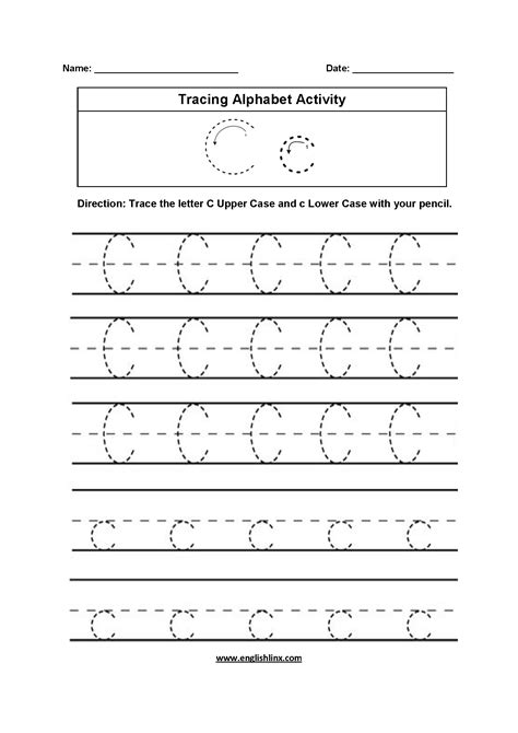 The Trace alphabet worksheets tracing alphabet worksheets