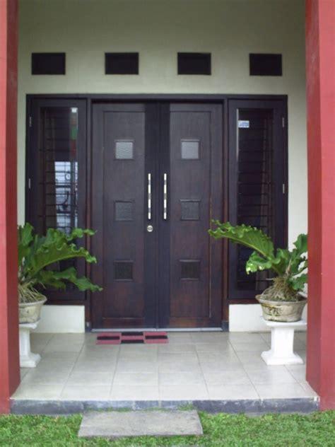 desain depan rumah pintu sing gambar desain rumah bagian depan koleksi gambar hd