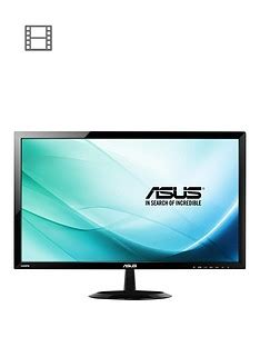 Asus Vp247h Monitor Led 23 6 Inch pc accessories shop pc accessories at