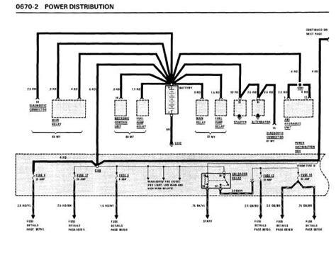 1987 bmw 528e wiring diagram wiring diagram