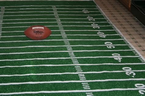 Football Field Runner Rug Pin By Kristy Collins On Cj Pinterest