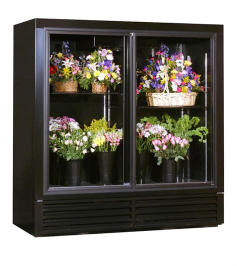 3 Door Floral Cooler by Floral Reach In Flot Aire Refrigerators In Rolla Mo