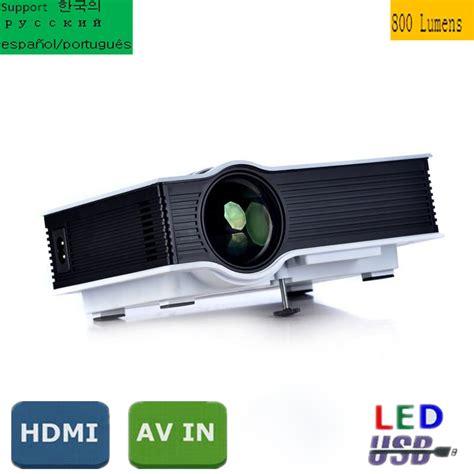 Mini Projector Proyektor Projektor Uc 40 800 Lumen Presentasi Theater kopen wholesale led tv uit china led tv groothandel