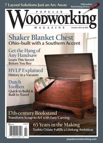 popular woodworking magazine subscriptions renewals gifts