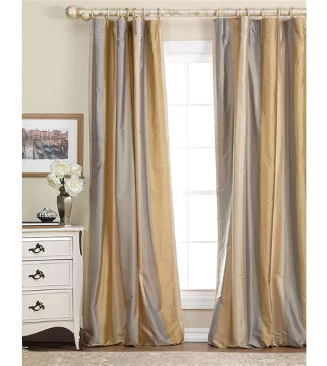 gold bedroom curtains gold and gray silk curtains luxury bedding by eastern
