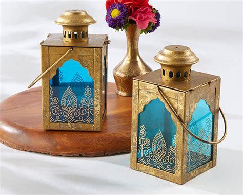 Wedding Favors Lanterns by Indian Sapphire Blue Lantern My Wedding Favors