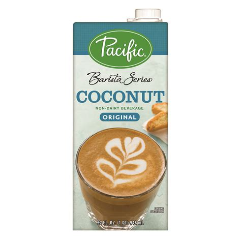 Pacific Barista Coconut Milk 32 oz   Free Shipping Over $49! BuyCoffeeCanada