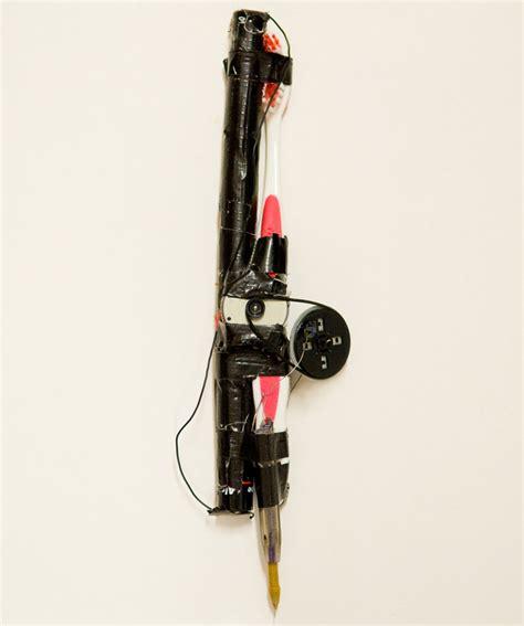 ballpoint pen tattoo gun holly pitre pentientiary tattoo gun series