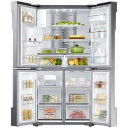 samsung rf56j9040sr four door american fridge freezer