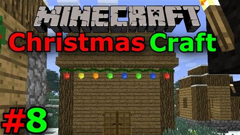 minecraft christmascraft mod 8 quot christmas lights