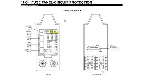 trailer wiring junction box diagram trailer free engine