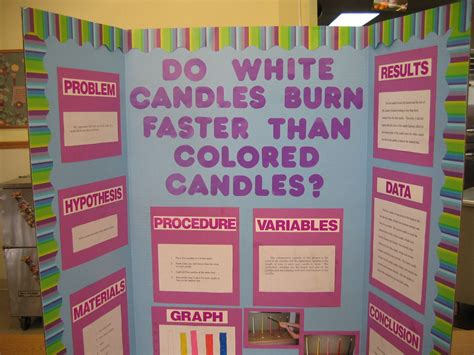 249149 Project Poster Boards Pinterest Exles Science Fair Project Poster